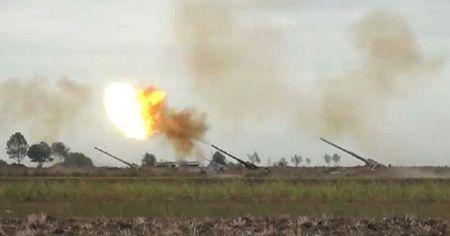 Ermeni güçleri kayıp vermeye devam ediyor