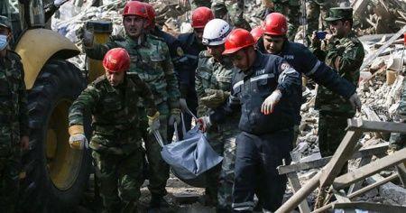 Ermenistan'ın saldırılarında 2 Azerbaycanlı sivil daha öldü