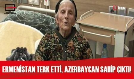 Ermenistan terk etti, Azerbaycan sahip çıktı