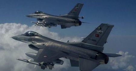 Eylem hazırlığındaki 2 PKK'lı terörist öldürüldü