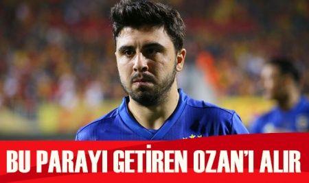 Fenerbahçe, Ozan Tufan'ın serbest kalma bedelini güncelledi