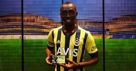 Fenerbahçe, Pappis Cisse'yi açıkladı