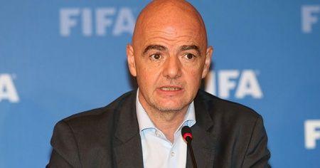 FIFA Başkanı koronavirüse yakalandı