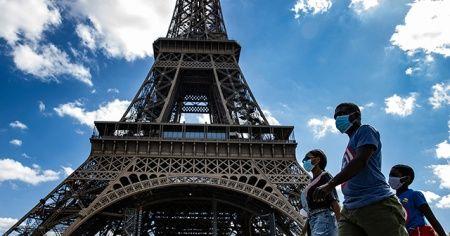 Fransa'da son 24 saatte 26 bin 676 korona virüs vakası