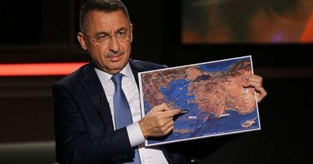 Fuat Oktay'dan Yunanistan'a gözdağı: Bedeli ne olursa olsun