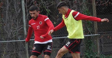 Gençlerbirliği, Gaziantep FK maçının hazırlıklarına başladı