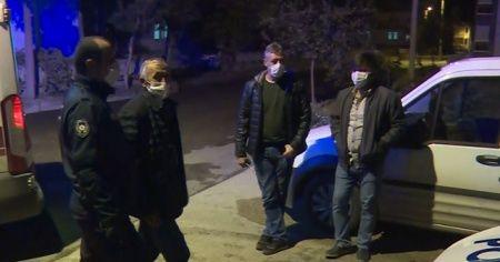 Gürültü nedeniyle tartıştığı komşusunu bıçakla yaraladı