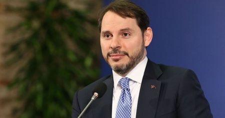 Hazine ve Maliye Bakanı Berat Albayrak küresel şirketlerin temsilcileriyle görüşecek