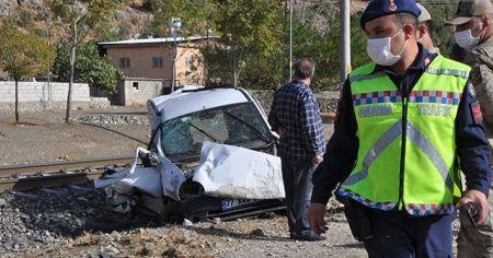 Hemzemin geçitteki kazada ölenlerin cenazeleri ailelerine teslim edildi