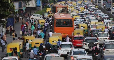 Hindistan'da nüfusun yarısı Kovid-19'a yakalanabilir