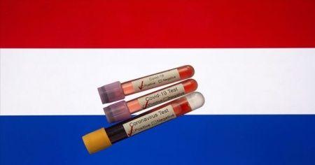 Hollanda'da Kovid-19 salgınında 10 bin 203 ile 'en yüksek günlük vaka' kaydedildi