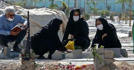 İran'da son 24 saatte 304 kişi Kovid-19'dan hayatını kaybetti