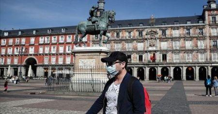 İspanya'da artan Kovid-19 vakaları nedeniyle büyükşehirlere serbest dolaşım kısıtlaması geldi