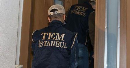 İstanbul'da terör örgütü PKK için keşif yapan 9 kişi yakalandı