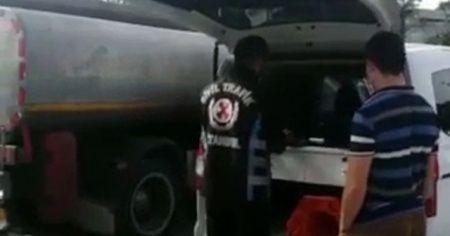 İstanbul trafiğinde 'pes' dedirten görüntüye para cezası