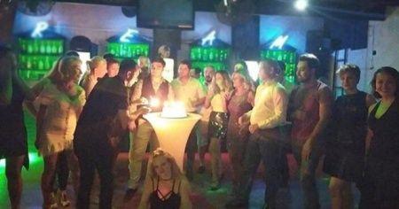 İzinsiz dans gecesinde 4 kişi koronavirüse yakalandı