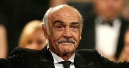 Ünlü aktör Sean Connery hayatını kaybetti