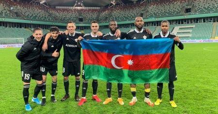 Karabağ Avrupa Ligi maçını İstanbul'da oynayacak