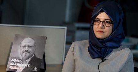 Kaşıkçı'nın nişanlısı, Selman'a dava açtı