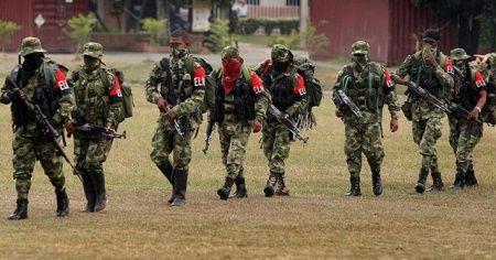 Kolombiyalı isyancı lider öldürüldü