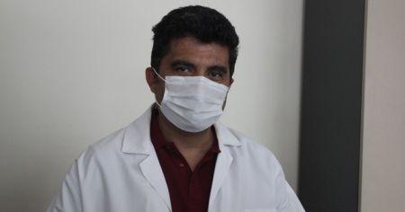 Korona virüsü yenen doktor: Çıldırmak işten bile değildi