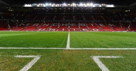 Manchester United, stadını taraftara hazırladı