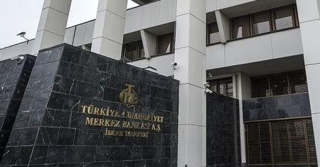 Merkez Bankası'nın resmi rezervleri yüzde 4,9 azaldı