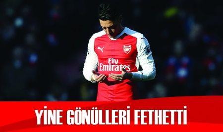 Mesut Özil'den ''İslam'da teröre yer yok'' mesajı