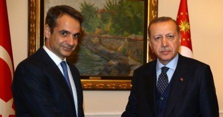 Miçotakis'ten Erdoğan'a geçmiş olsun telefonu
