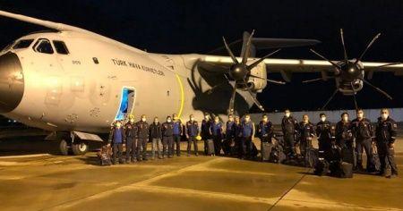 MSB: 8 uçağımız, toplamda 14 sorti icra etti