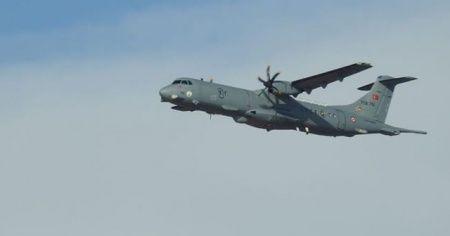 MSB: P-72 uçaklarının kabul test uçuşları devam ediyor
