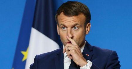 Muhalefet lideri Melenchon: Macron, kontrolünü kaybetti