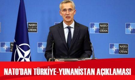 NATO'da Türkiye-Yunanistan mekanizmasına güçlü destek
