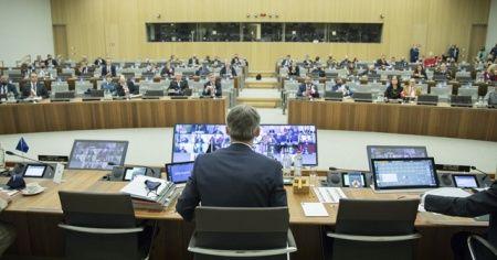 NATO'dan dayanışma vurgusu