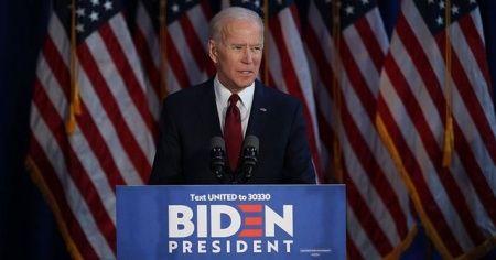 NYT anketine göre Biden 9 puan önde