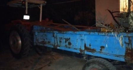 Oğlunun kullandığı traktörden düşen yaşlı adam hayatını kaybetti