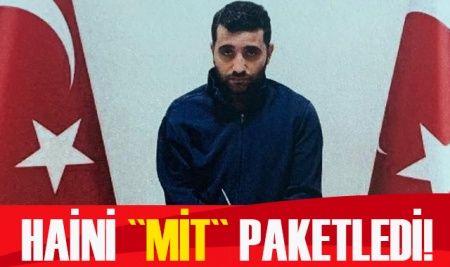 PKK'lı Ferhat Tekiner, MİT'in operasyonuyla Türkiye'ye getirildi