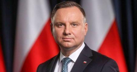 Polonya Devlet Başkanı Duda koronavirüse yakalandı