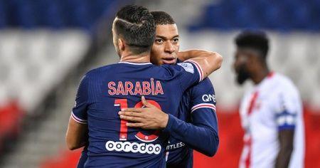 PSG, Dijon'u 4-0 yendi