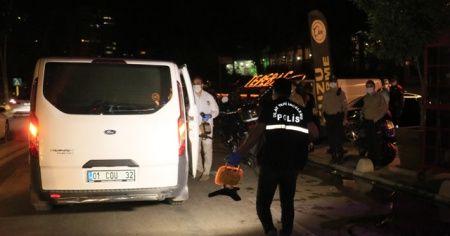 Restoran çıkışı silahlı saldırıya uğrayan kadın yaralandı