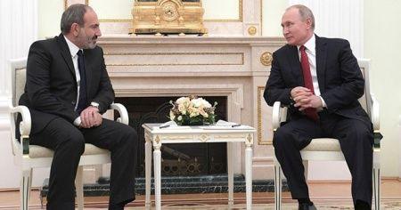 Rusya'dan Ermenistan'ın destek talebine yanıt