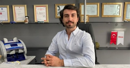 Saç Ekim Merkezi CEO'su Oktay Tüney İngiltere'ye ikinci kliniğini açmaya hazırlanıyor