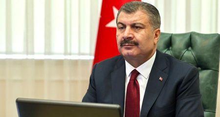 Sağlık Bakanı Koca, 7 ilin sağlık müdürüyle konuştu