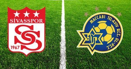 Sivasspor - Maccabi Tel-Aviv maçı hangi kanalda, saat kaçta? Sivasspor Avrupa Ligi maçı canlı izle