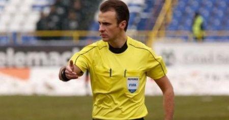 Sivasspor - Maccabi Tel Aviv maçına Boşnak hakem