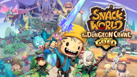 Snack World The Dungeon Crawl Gold Oyunu İnceleme