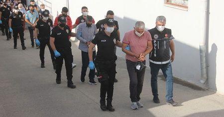 Sosyal medya üzerinden uyuşturucu ticareti yapan zanlılardan 5'i tutuklandı