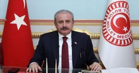 TBMM Başkanı Şentop'tan Cumhuriyet Bayramı mesajı