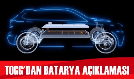 TOGG'dan yerli otomobil ile ilgili yeni açıklama