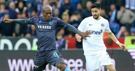 Trabzonspor ile Kasımpaşa 23. randevuda